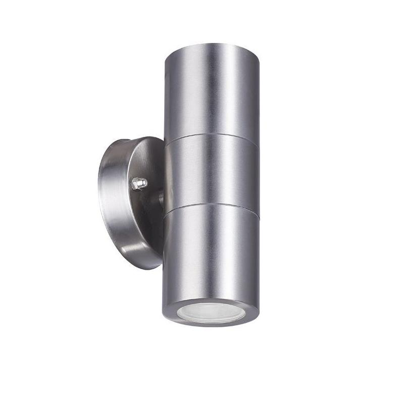 Eurotech Lighting Exterior Wall Fitting - Stainless Steel 316 - Up/Down from Eurotech Lighting for $72.99