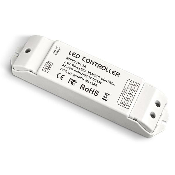 R4-5A LED Wireless Controller