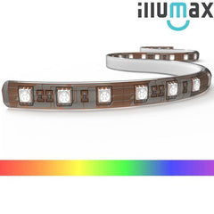 iLLUMAX LED Strip RAINBOW Series 60LEDs/m 14.4W/m 12V - Waterproof - 5m Reel from iLLUMAX for $167.81