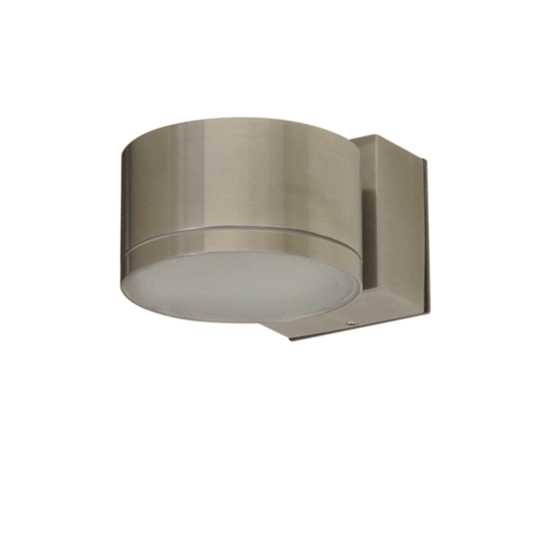 Eurotech Lighting Exterior Wall Fitting - Steel