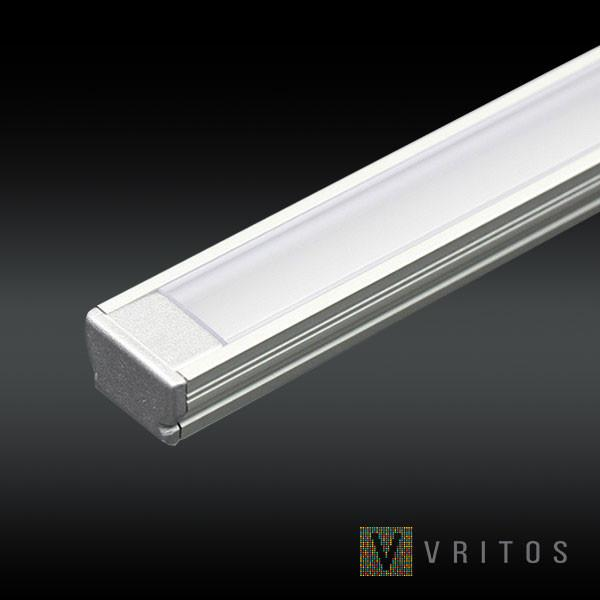 VRITOS OMNI LED Extrusion 2M - Universal from VRITOS for $60.17