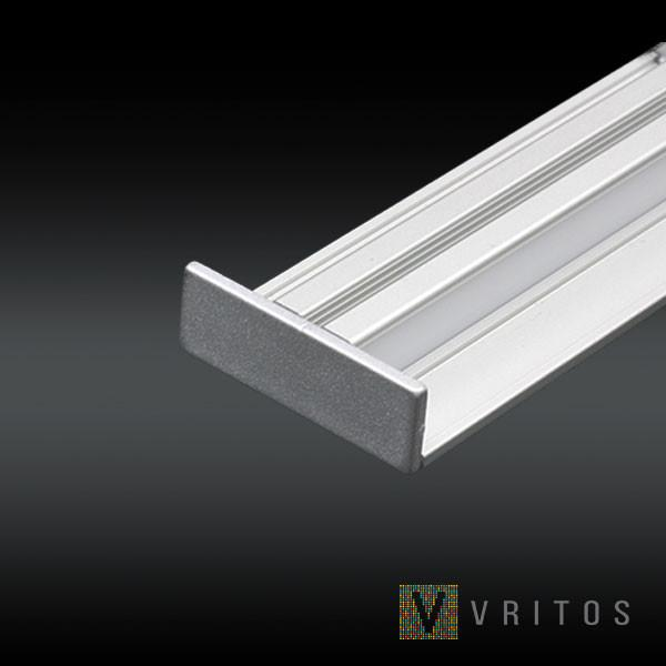 VRITOS SPINA LED Extrusion 2M - Wall Back Light from VRITOS for $84.16