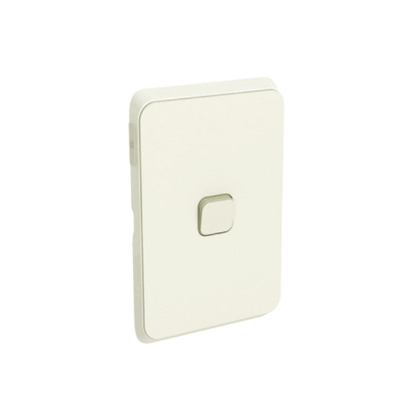 PDL Iconic 1 Gang Switch -AC - 16A - Warm Grey from PDL for $14.99