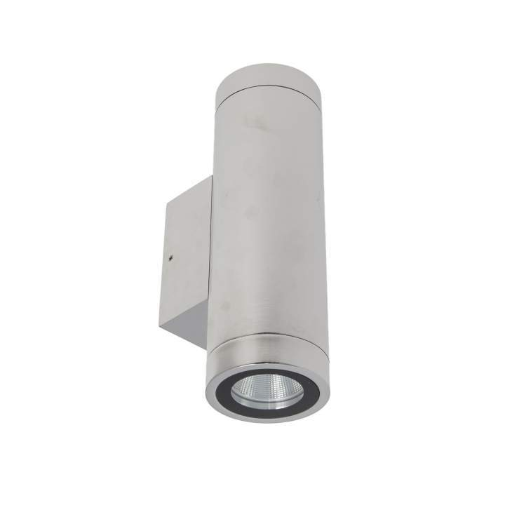 Halcyon 2x5W LED Exterior Up/Down Wall Light - IP65 - Dimmable - 316 Stainless steel from Halcyon for $333.99
