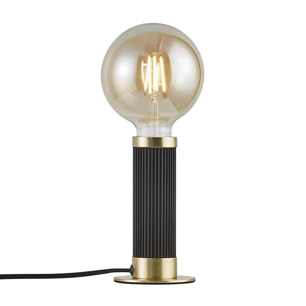 Nordlux Table Lamp Galloway Black and Brass