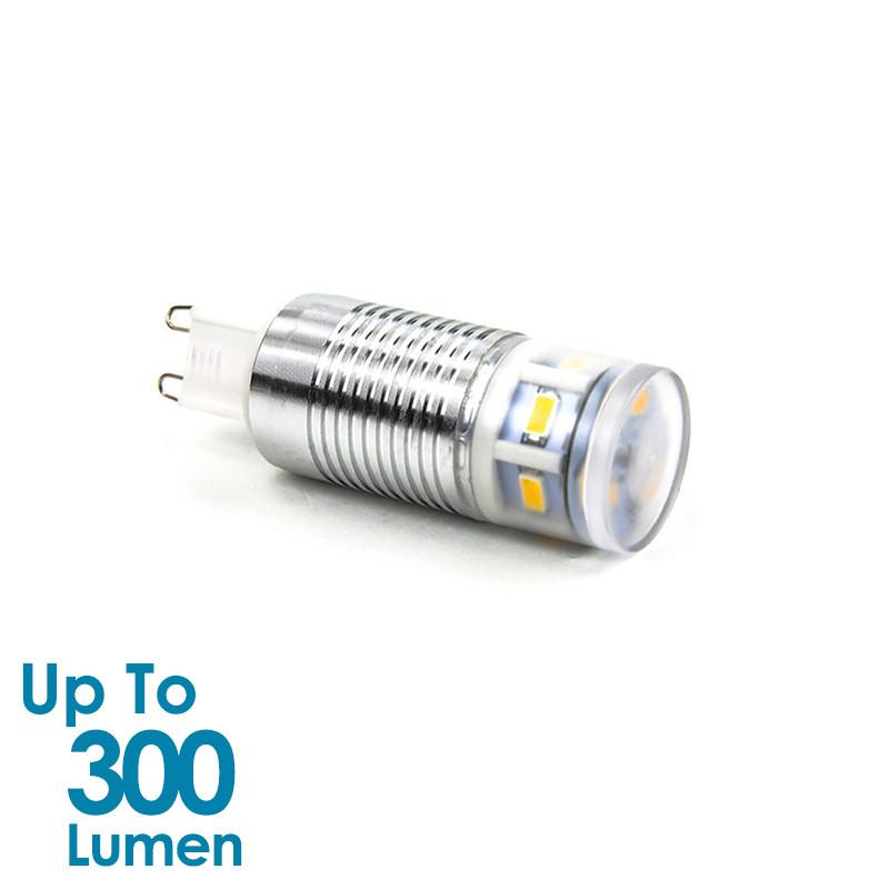 LED G9 Capsule, 4W, Dimmable