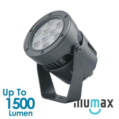 iLLUMAX 20W Exterior Garden LED Light - Spot - Round from iLLUMAX for $187.99
