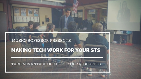 Making technology work for your students