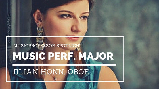 MusicProfessor Spotlight: Music Performance Major, Jillian Honn