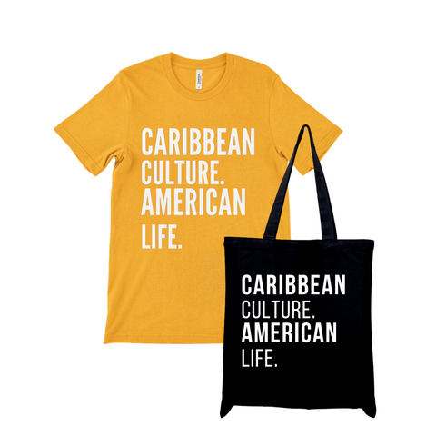 Carry On Friends Caribbean Culture American Life Set