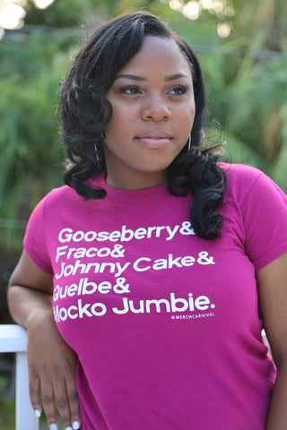 Taste of the VI TShirt - Ladies Fit