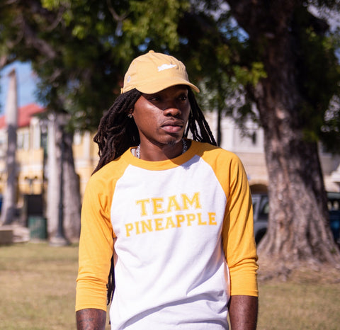 Team Pineapple Varsity Tee