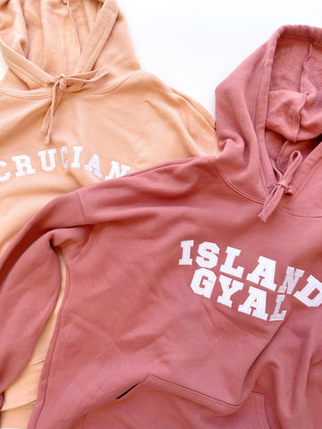 Crucian Twill Pullover Hoodie
