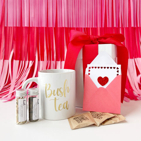 Bush Tea Mug Gift Set