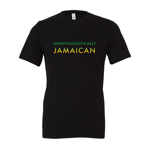 Unapologetically Jamaican Tee