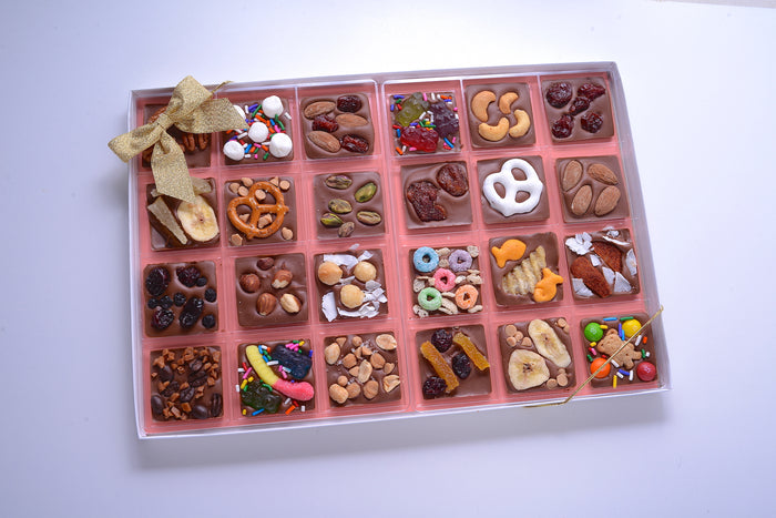 Chocolate Squares Variety Pack
