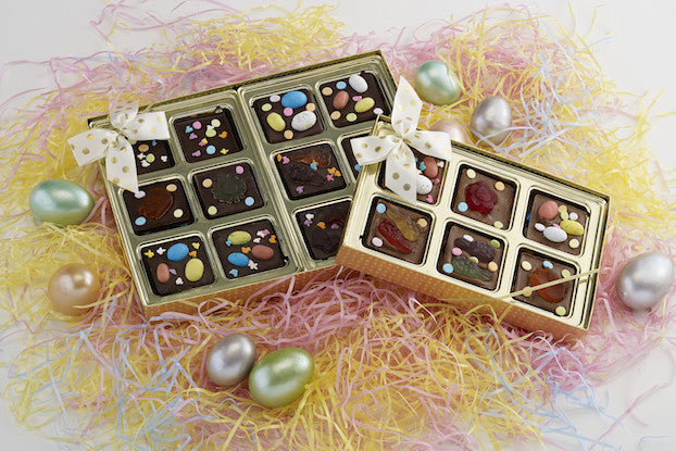Easter Chocolate Squares Variety Pack