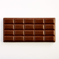 Milk Chocolate Bar (No Toppings)