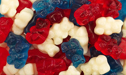 4th of July Gummy Bears