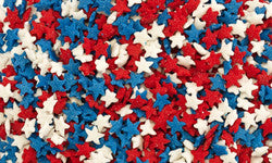 Red White & Blue Stars