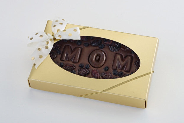 Appreciate MOM in chocolate