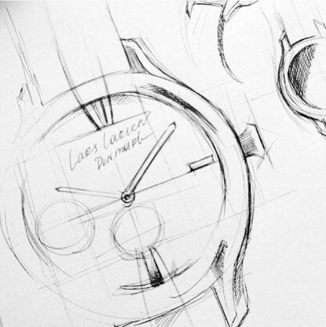 Larsen Watches - kick-started by the great grand children 100 years later