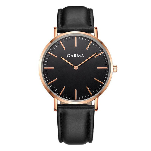 Garma Watches Senzill Fosc-authentic.dk