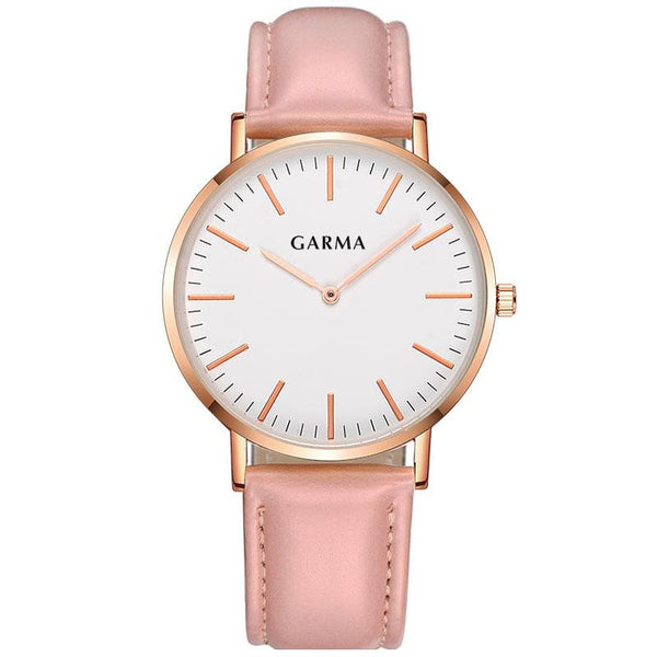 Garma Watches Senzill Noia-authentic.dk