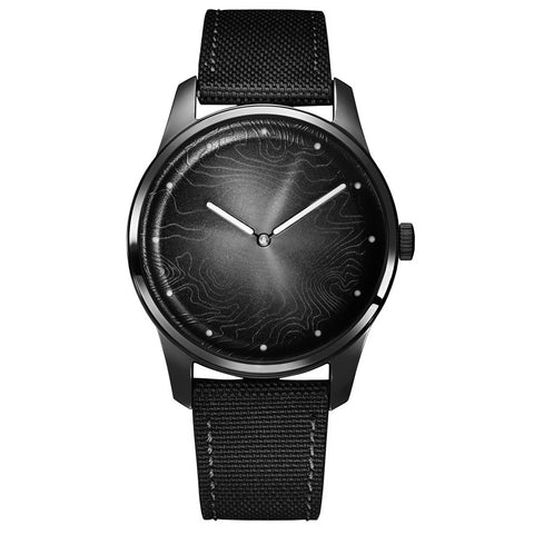 AWAKE Watches - Moon Black-authentic.dk
