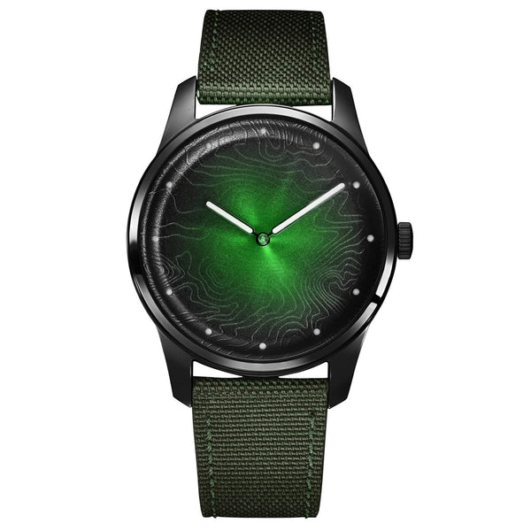AWAKE Watches - Green Witch-authentic.dk