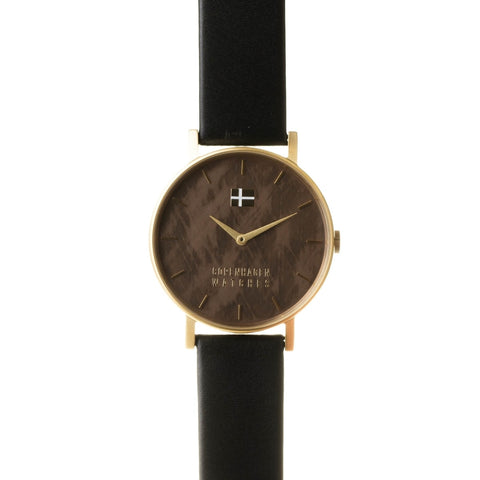 Copenhagen Watches - Casual gold-authentic.dk