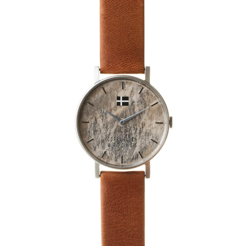 Copenhagen Watches - Casual silver-authentic.dk