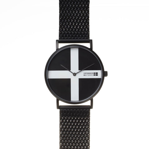 Copenhagen Watches - Classic black-authentic.dk