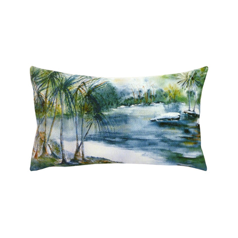 Coussin 30 x 50 Rectangulaire Suédine Déhoussable Amazon