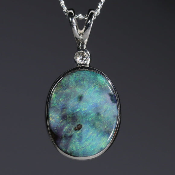 Natural Picture Opal Pattern