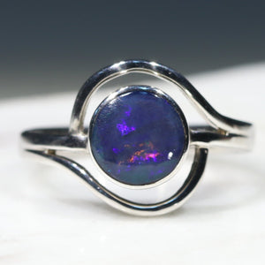 Unique Opal Ring