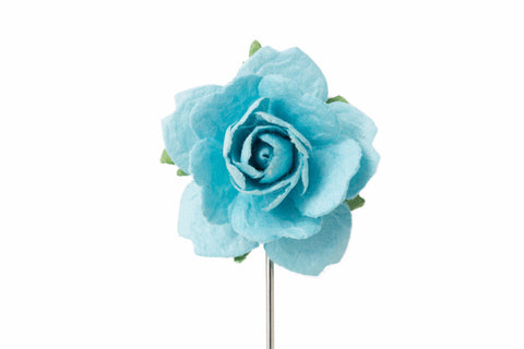 Stacey Flower Lapel Pin (S/S 2016)