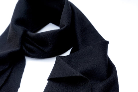 Hugo Bass 100% Cashmere Scarf by Howard Matthews Co. (F/W 2015 Collection)