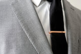 Howard Matthews Co. Diablo Rose Gold Tie Clip