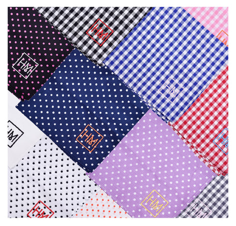 Howard Matthews Co. Pocket Square Package