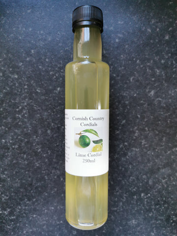 Cornish Apple & Elderflower Cordial 250ml