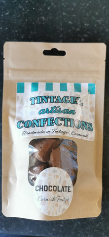 Handmade Cornish Chocolate Fudge 150g