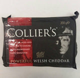 Extra Mature Colliers Cheddar