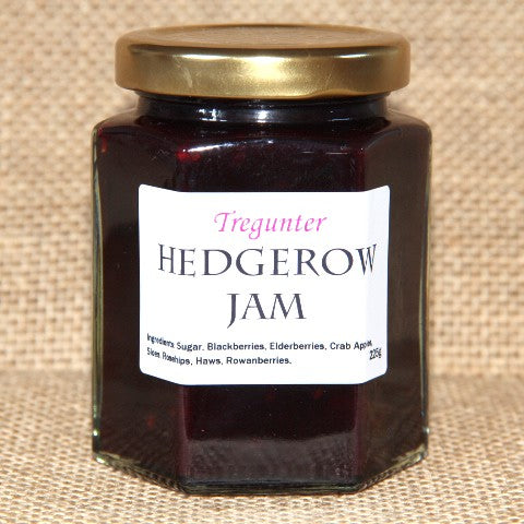 Hedgerow jam