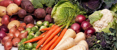 Organic Christmas Veg Box