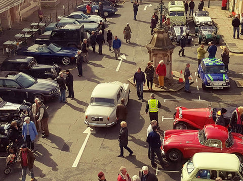 Stilton Cheese Classic Vehicle Run- Sunday 23rd April 2017