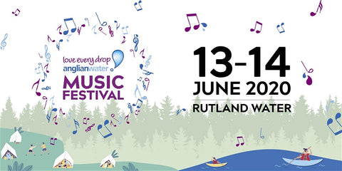 Anglian Water Music Festival - 13th-14th June 2020
