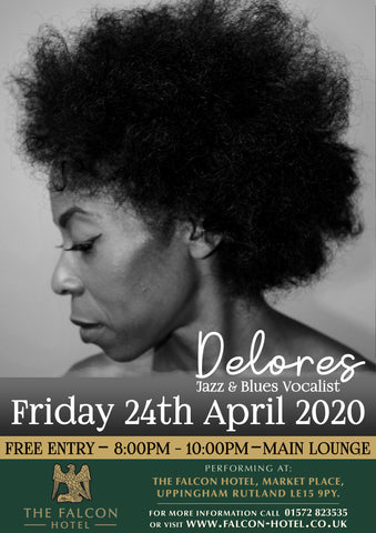 Delores - Friday 24th April 2020