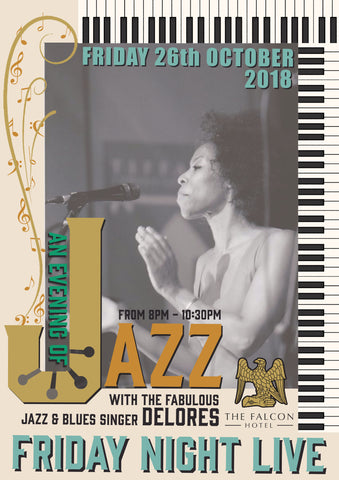 An Evening of Jazz - Friday 26th October 2018