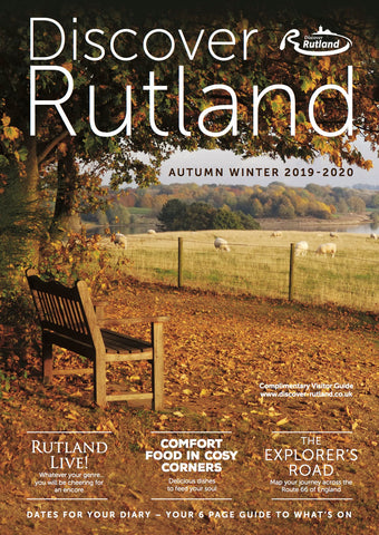 Discover Rutland Autumn / Winter 2019 - 2020